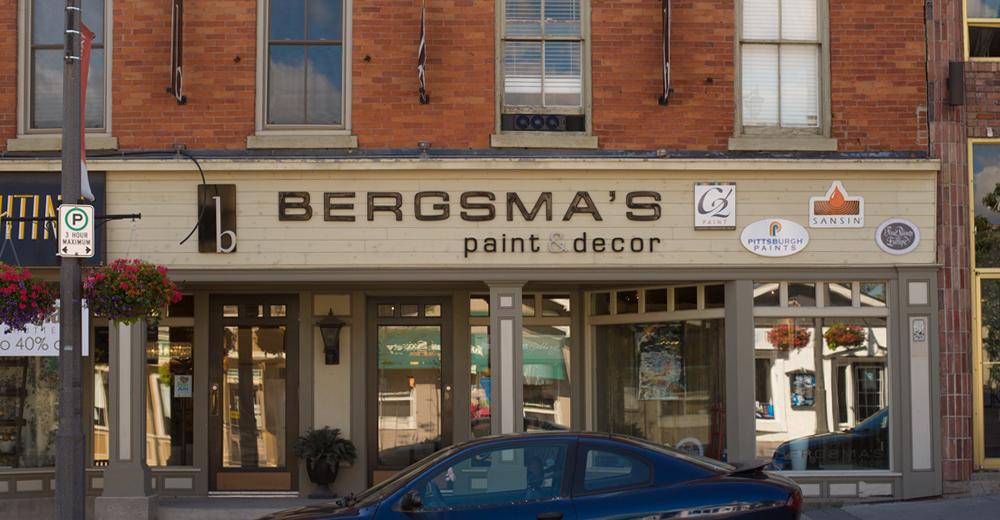 Bergsma Paint And Decor