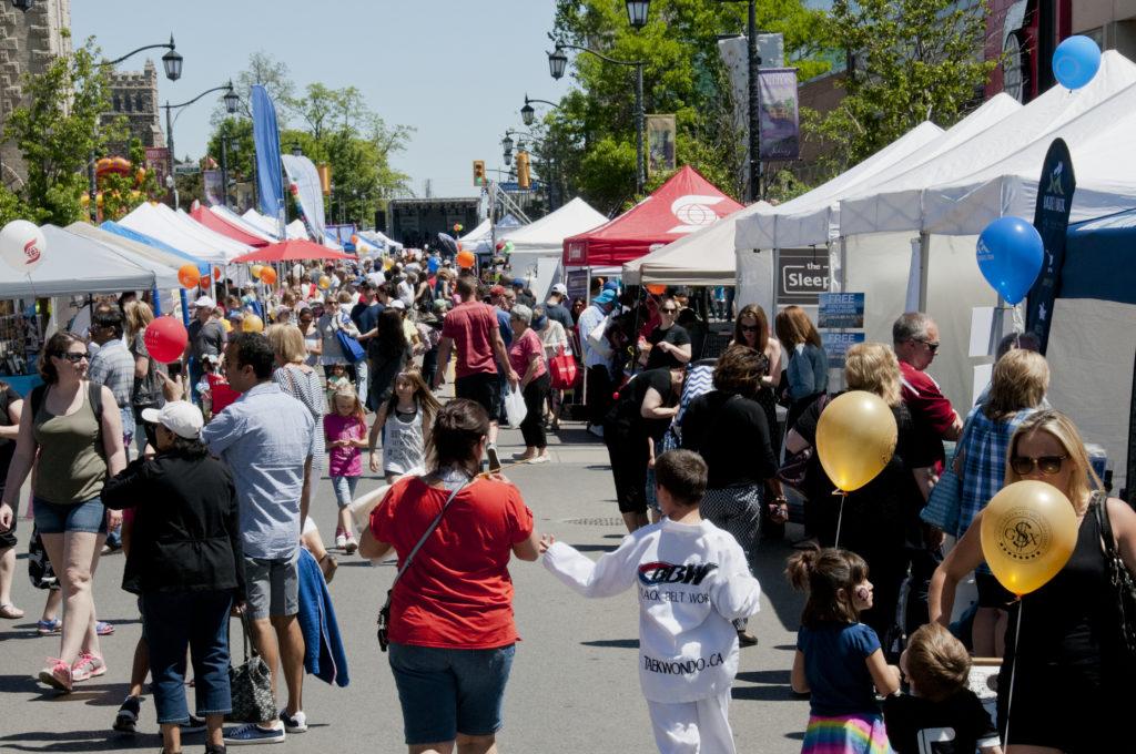 Downtown Milton Street Festival named Top 100 Festival